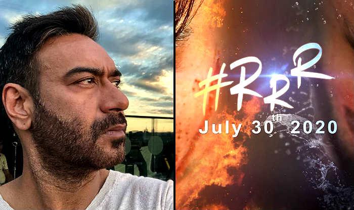 RRR Details Revealed: Ajay Devgn Plays Freedom Fighter in SS Rajamouli's Big Action Film