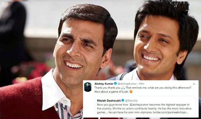 Riteish Deshmukh, Huma Qureshi Pull Akshay Kumar's Leg Over Parineeti Chopra's 'Money' Tweet