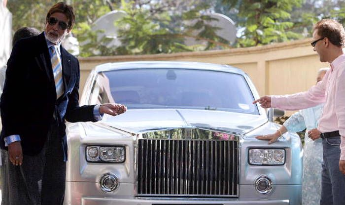 Amitabh Bachchan Sells His Silver Rolls Royce Phantom to Ruman Khan of Mysore, Details Inside