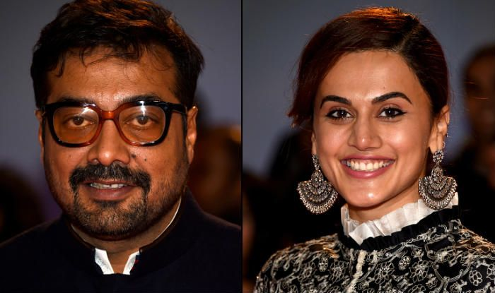 Taapsee Pannu And Anurag Kashyap Team up Again For a Supernatural Thriller After Manmarziyaan