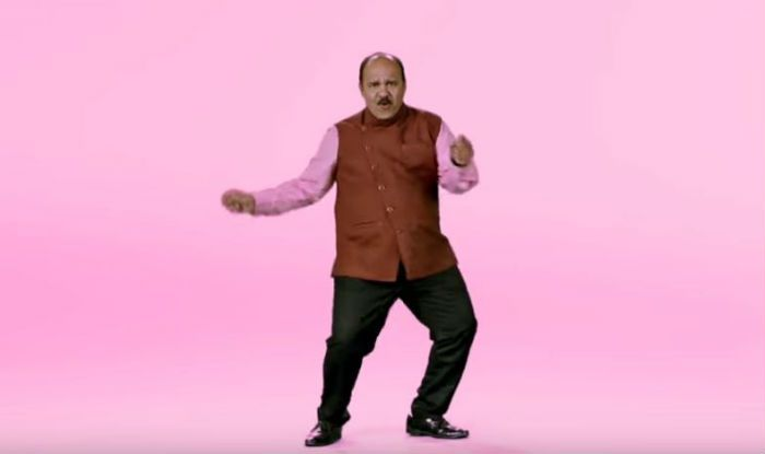 Dancing Uncle is Back With New Video 'Chacha Naach'