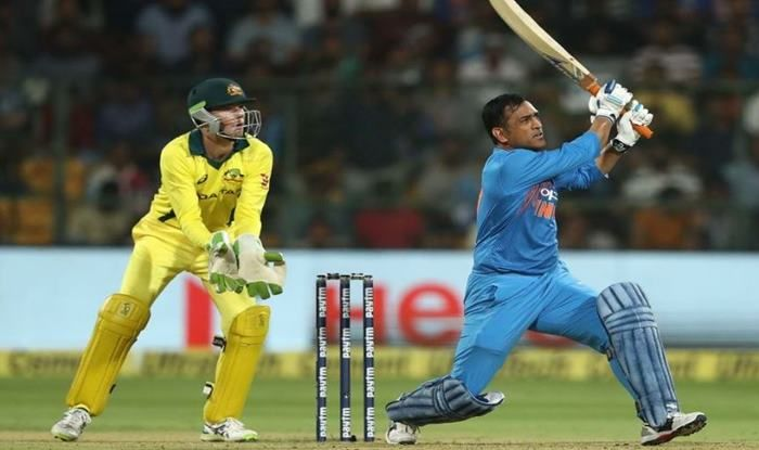 Indian Cricket team's Dhoni closng on historic record_picture credits-twitter