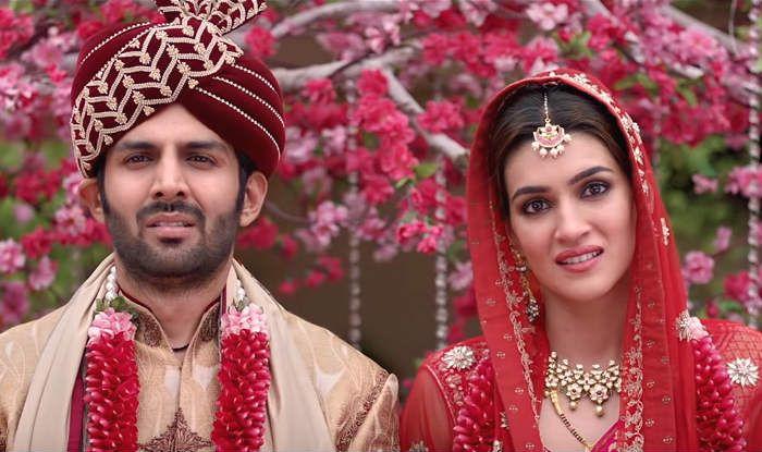 Luka Chuppi Box Office Update: Kartik Aaryan-Kriti Sanon Film Earns Rs 76.86 Cr, to Cross Rs 80 cr This Weekend