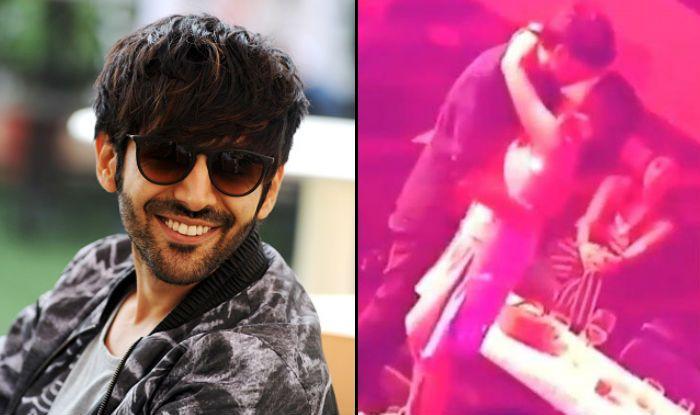 Kartik Aaryan Reacts to Viral Kiss Video With Sara Ali Khan From The Sets of Love Aaj Kal 2