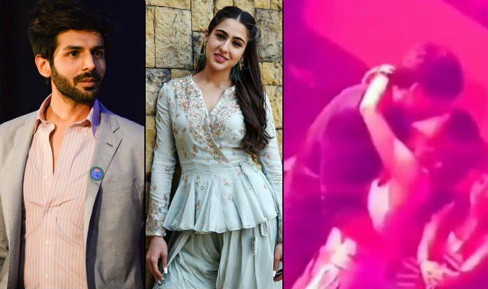 Kartik-Sara Share a Passionate Kiss While Shooting Love Aaj Kal 2 in Delhi
