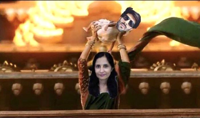 Kaartik Aaryan Wishes His Mother on International Women's Day With This Funny Baahubali Meme