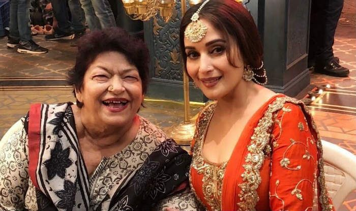 Salman Khan promises work to Saroj Khan after she complains of being ignored by Bollywood