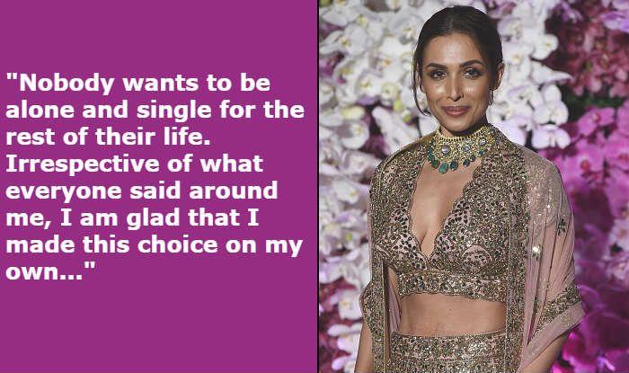 Malaika Arora Finally Breaks Silence on Her Rumoured Christian Wedding With Arjun Kapoor, And Divorce With Arbaaz Khan