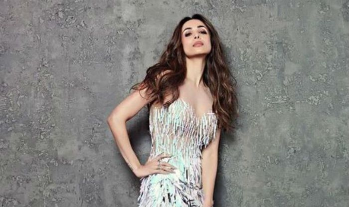 Malaika Arora Sets The Temperature Soaring in Shimmery Silver Gown, Check Out