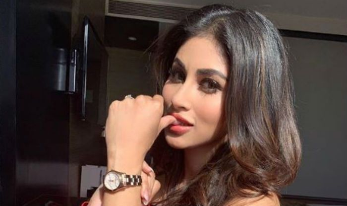 Mouni Roy's Pic in a Red Hot Off Shoulder Dress Will Kick-Start Your Weekend