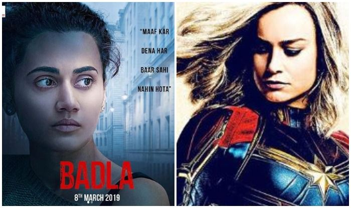 Tamilrockers: Amitabh Bachchan-Taapsee Pannu Starrer Badla And Brie Larson's Captain Marvel End up as Latest Victims of Piracy Site, Leaked Online For Full Download