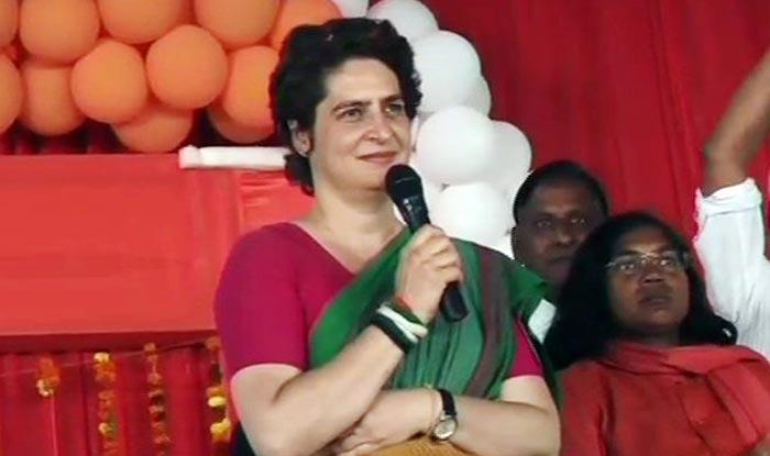 Priyanka Gandhi Vadra Mocks PM Modi's 'Main Bhi Chowkidar' Campaign, Says 'ChowkidarsAre Meant For Rich, Not For Farmers'