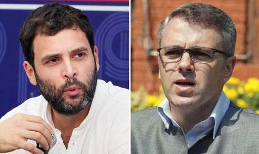 Lok Sabha Elections 2019: Congress, NC to Join Hands Next? Rahul Gandhi, Omar Abdullah Hold Talks in National Capital