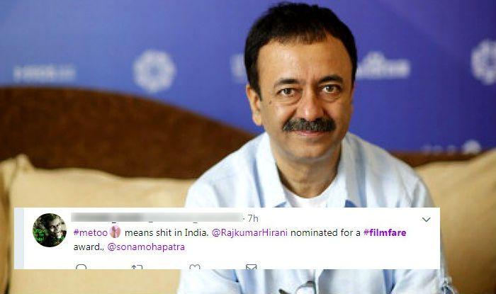 Sanju Director Rajkumar Hirani's Filmfare Nomination Despite Sexual Harassment Allegations Against Him Makes Twitterati Angry