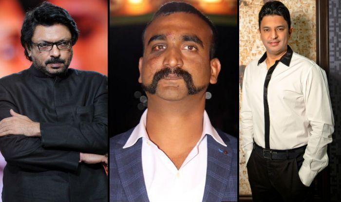 Sanjay Leela Bhansali, Abhishek Kapoor And Bhushan Kumar to Make Film on Pulwama Attack And Wing Commander Abhinandan Varthaman – Read Details