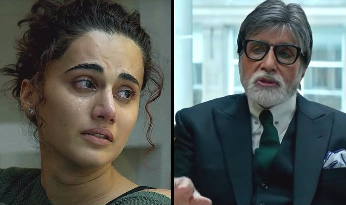 Badla Box Office Day 9: Amitabh Bachchan-Taapsee Pannu Film is a Hit, Earns Rs 48.65 cr