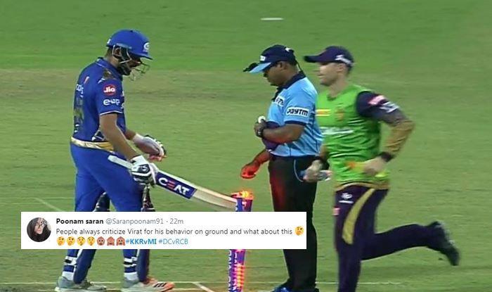 Rohit Sharma IPL 2019 KKR vs MI