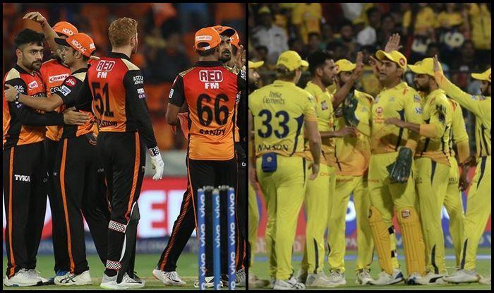 CSK vs SRH IPL 2019 MS Dhoni