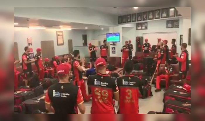 Virat Kohli AB De Villiers RCB v KXIP IPL 2019