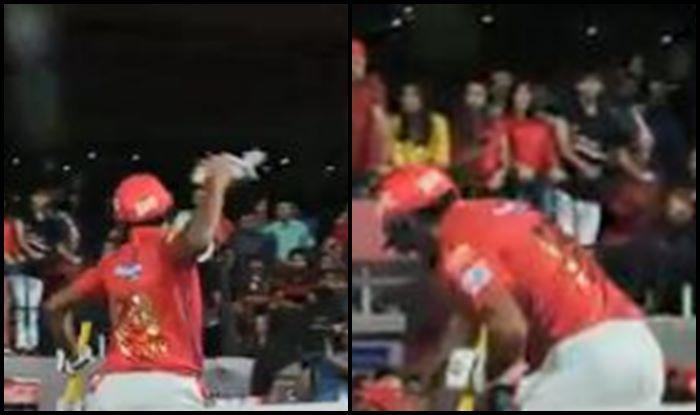 Virat Kohli Ravichandran Ashwin RCB v KXIP IPL 2019