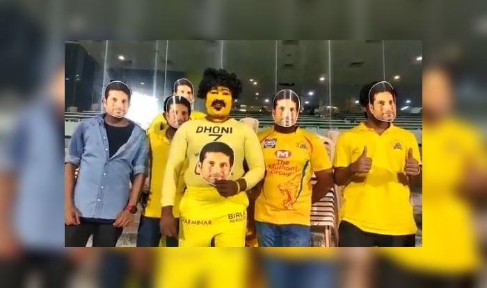 Chennai Super Kings Happy Birthday Sachin Tendulkar