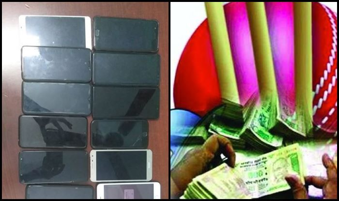 Ipl cricket betting racket busted