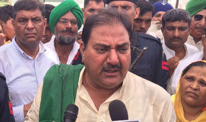 INLD leader Abhay Singh Chautala