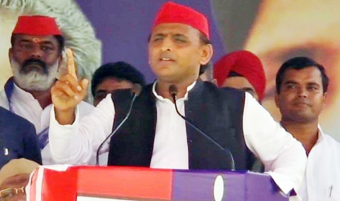 This Election About Removing Both 'Chowkidar', 'Thokidar: Akhilesh Targets PM Modi, Yogi