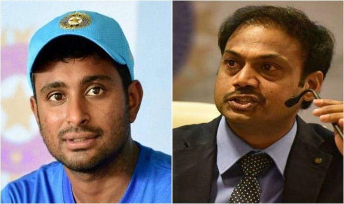 Ambati Rayudu, World Cup 2019, ICC World Cup 2019, Team India World Cup Squad, MSK Prasad, BCCI Selection Committee