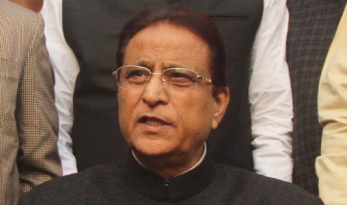 Samajwadi Party leader Azam Khan