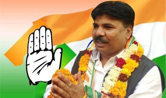 Former Congress MLA Bhisham Sharma