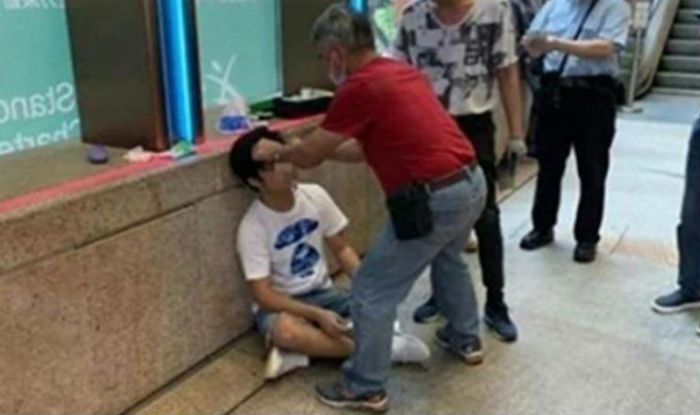 Chinese man beaten up for giving out spoilers