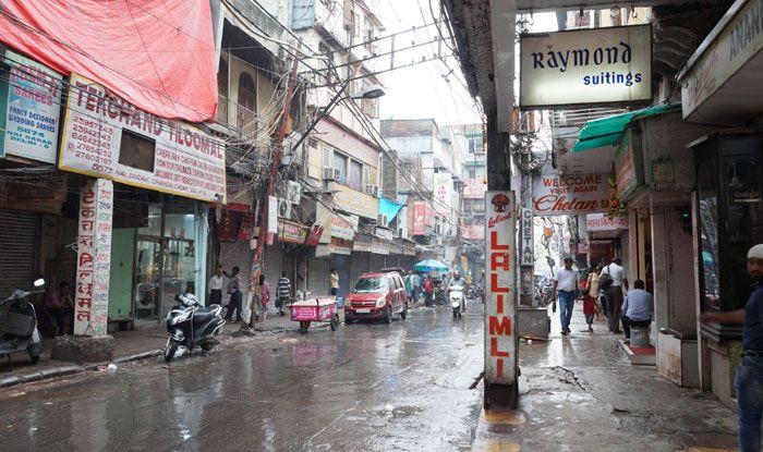 New Delhi's Chandni Chowk