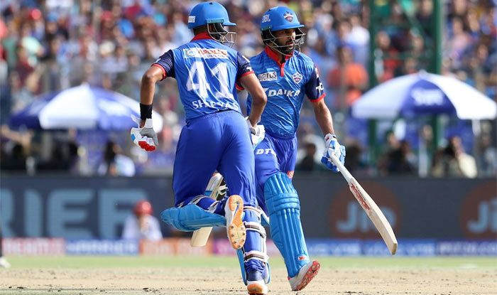 Delhi Capitals, Sunrisers Hyderabad, Shikhar Dhawan, Shreyas Iyer, IPL 2019, Delhi vs Hyderabad, Indian Premier League, Latest Cricket News