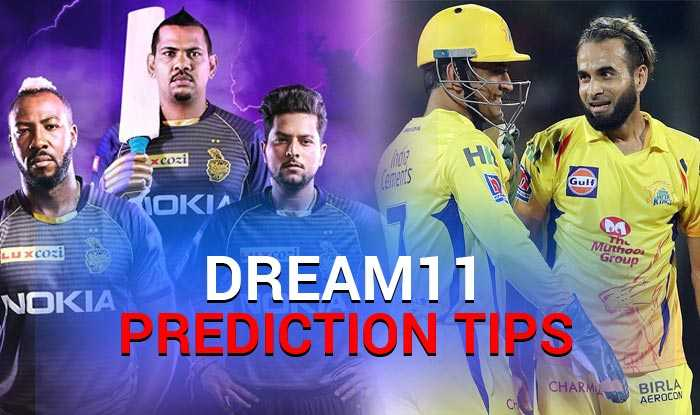 IPL 2019, KKR vs CSK, Dream XI Predictions, Today Match Predictions,Today Match Tips, Today Match Playing xi, KKR playing xi, CSK playing xi, dream 11 guru tips, Dream XI Predictions for today match, ipl KKR vs CSK match Predictions, online cricket betting tips, cricket tips online, dream 11 team, my team 11, dream11 tips, Indian Premier League