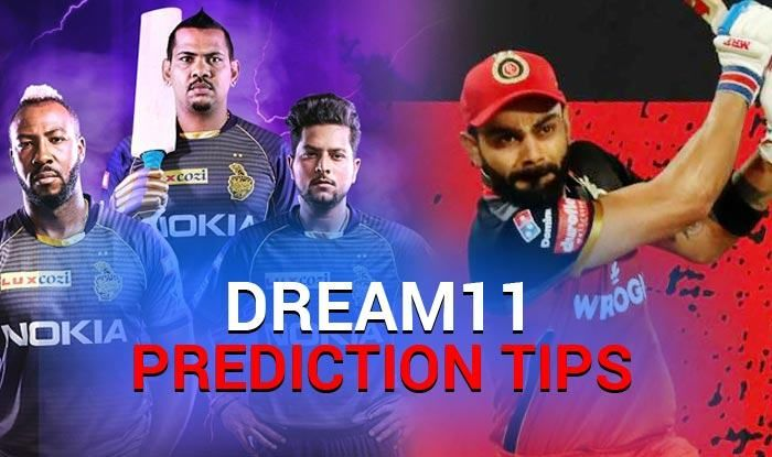 Dream11 Guru Predictions and tips_Kolkata vs Bangalore