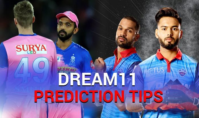 IPL 2019, RR vs DC, Dream XI Predictions, Today Match Predictions,Today Match Tips, Today Match Playing xi, RR playing xi, DC playing xi, dream 11 guru tips, Dream XI Predictions for today match, ipl RR vs DC match Predictions, online cricket betting tips, cricket tips online, dream 11 team, my team 11, dream11 tips, Indian Premier League