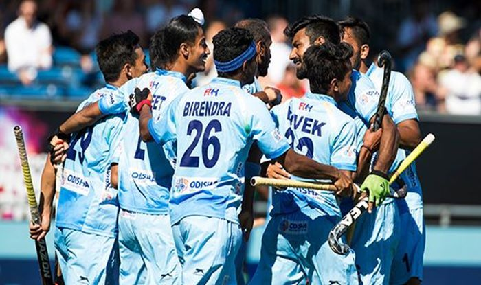 Indian Hockey Team. Picture Credit- Official Twitter handle of International Hockey Federation