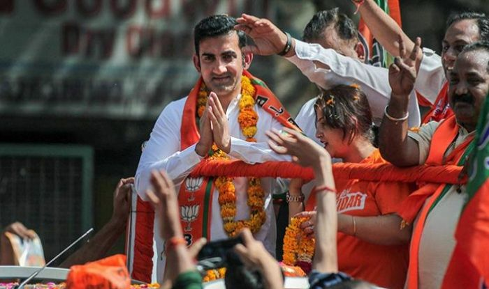 EC Directs East Delhi Returning Officer to File FIR Against Gautam Gambhir For Holding Rally Without Permission