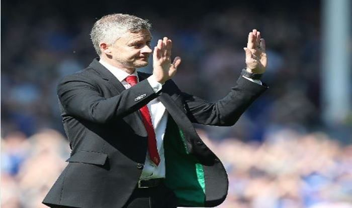 Man United Coach Ole Gunnar Solksjaer_Picture credits-Official Man United Twitter