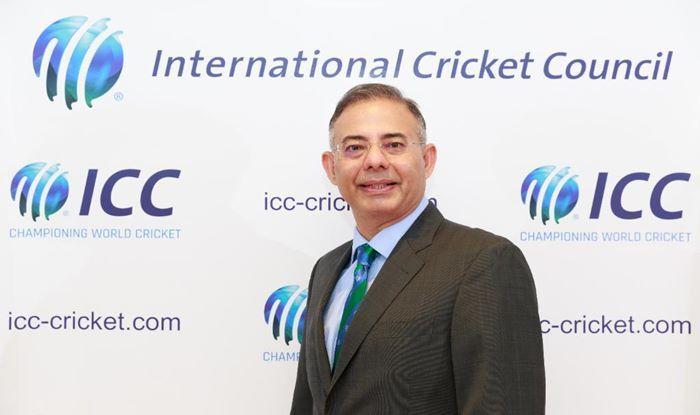 Media Professional Manu Sawhney Takes Charge as ICC Chief Executive