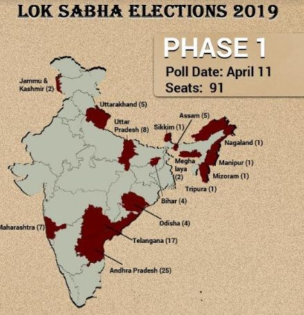 Telangana lok sabha election results  chevella