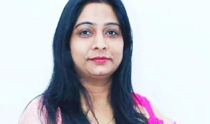 BJP's Badaun candidate Sanghmitra Maurya (Photo: Facebook)