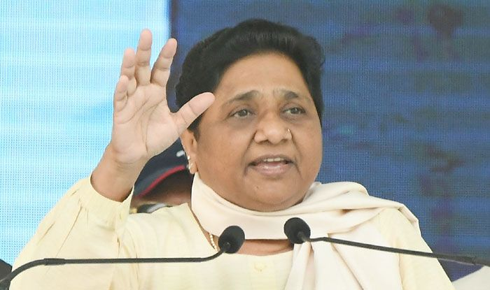 Bahujan Samaj Party president Mayawati