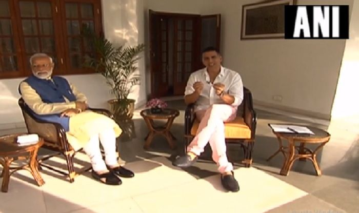 My Mother Still Sends me Money, Reveals PM Modi in 'Non-political' Interview to Akshay Kumar