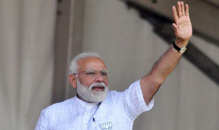 No Poll Code Violation: EC Gives Clean Chit to PM Modi in Wardha Speech Row