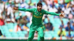 Amir Picked as Pakistan Announce 15-Man Squad For CWC, Check Full Squad