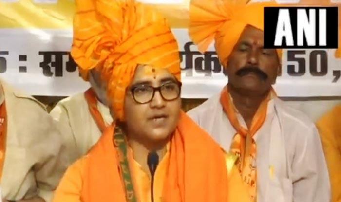 Plea Seeking to Bar me From Contesting Lok Sabha Elections 'Politically Motivated', Says Pragya Thakur