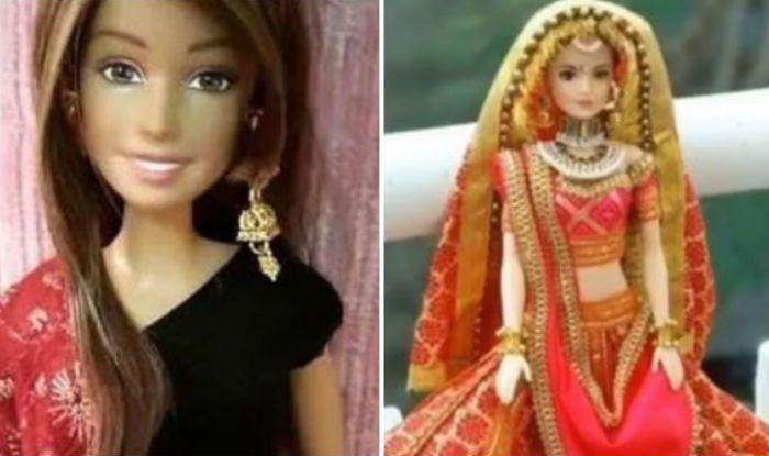 Prerna and Komolika inspired dolls