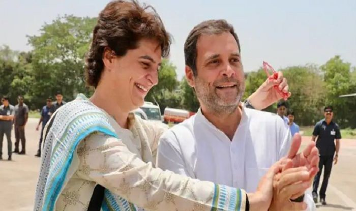 Rahul Was Born And Raised in India, Controversy Over His Citizenship a 'Drama': Priyanka
